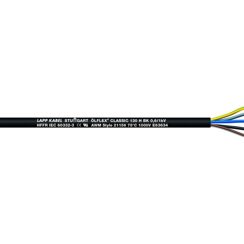 ÖLFLEX® CLASSIC 130 H BK...
