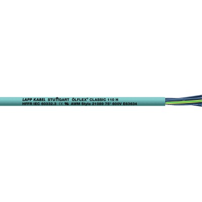 ÖLFLEX® CLASSIC 110 H 3x1.5...